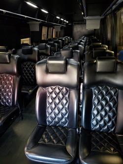 Inside 40 Passenger