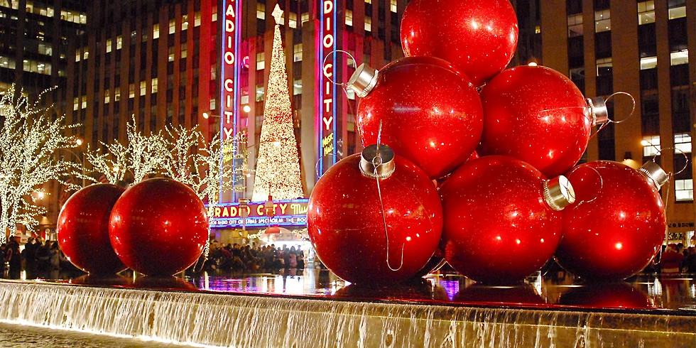 NYC RED-EYE Christmas
