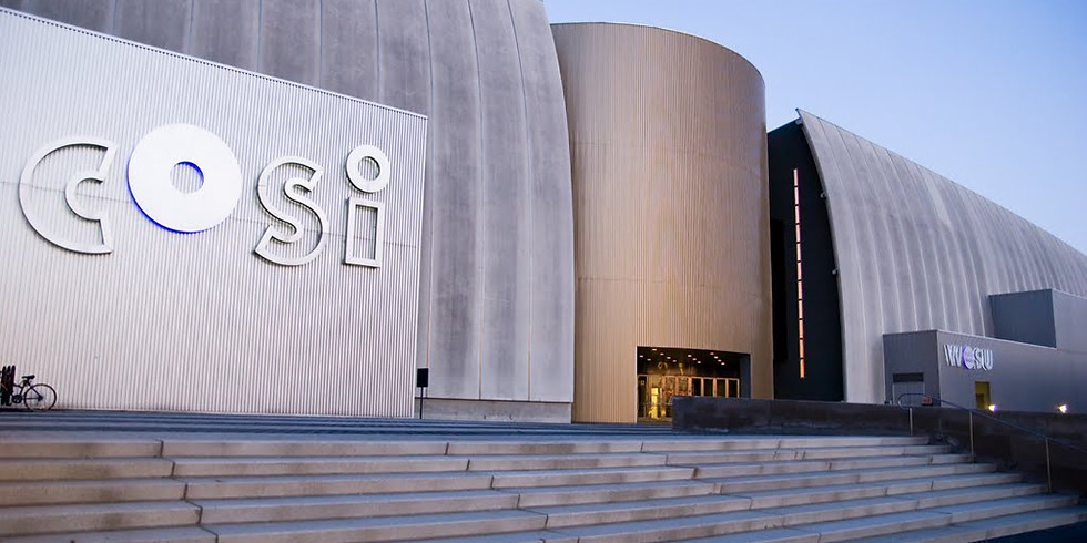 COSI Science Center- Columbus - Daycation