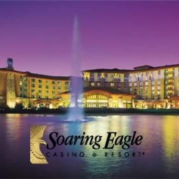 Soaring Eagle Casino Overnight Bus Trip