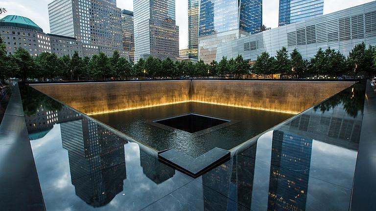 NYC RED-EYE  9/11 Memorial