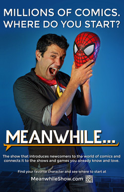 Meanwhile Poster