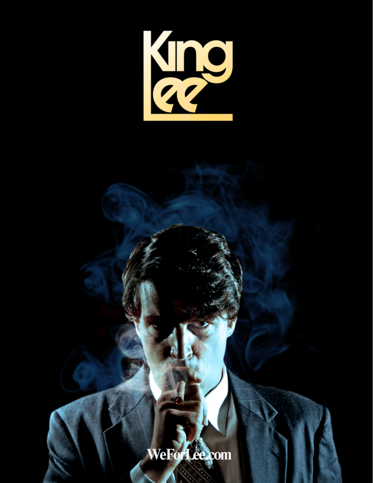 King Lee poster