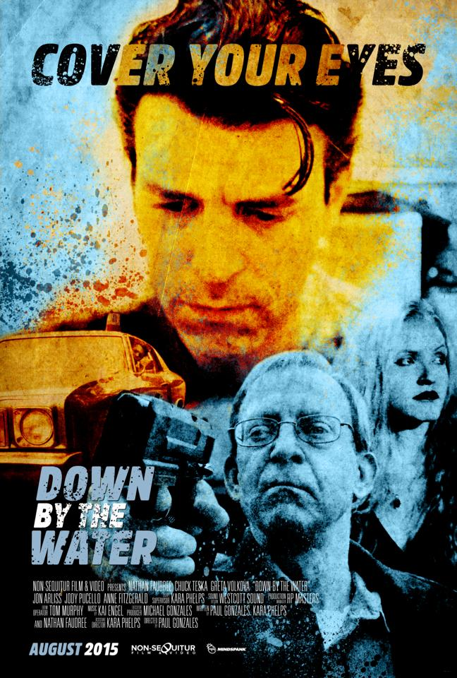 Down by the Water poster