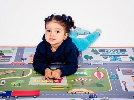 ¿Cómo desarrollar la imaginación en los niños?