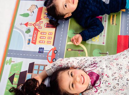 Explorando la Creatividad de nuestros hijos