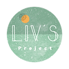 Liv's Project (Children's story book) logo