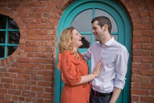 °°° Kathy & Pierre °°° Séance Engagement