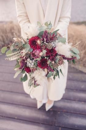 J&J. Domein de St Hubert - Bouquet de mariée13