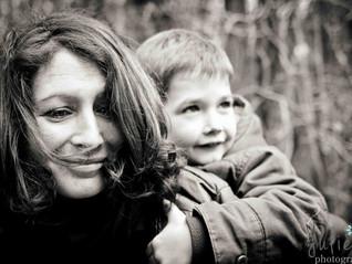 Anne-Charlotte, Mickaël et les enfants