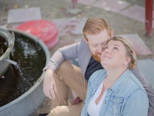 °°° Chloé & Thomas °°° Séance Engagement