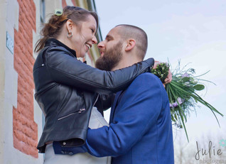 °°° Mariage de Agathe & Jean-François °°° Février 2016