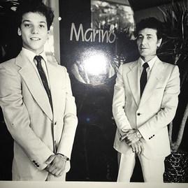 Ciro and Sal Marino