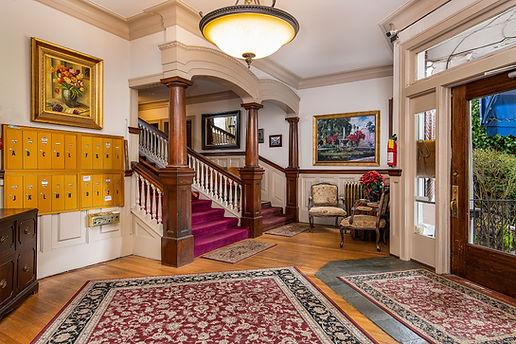 Marlborough lobby