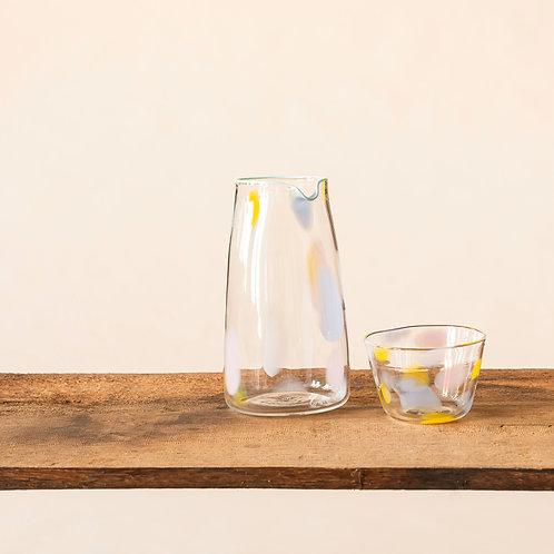"""Trinkglas """"Confetti"""""""