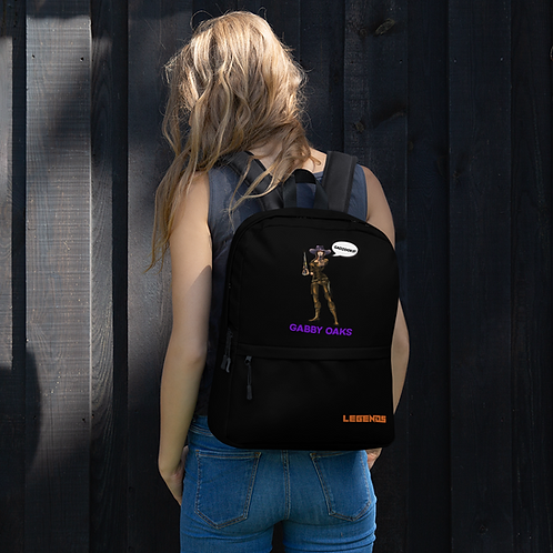 Gabby Oaks - Backpack