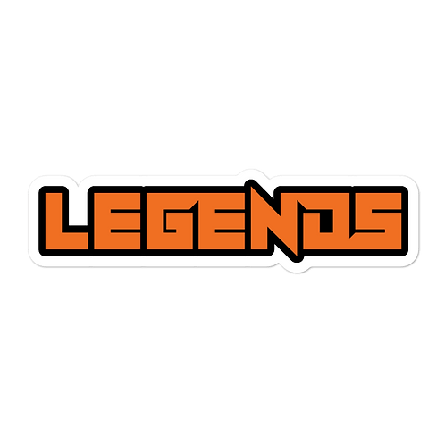 LEGENDS Stickers