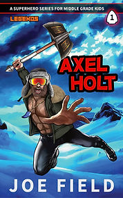 Axel Holt - Kids eBook Cover (2020.12.10