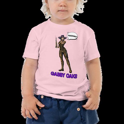 Gabby Oaks Toddler Tee - Short Sleeve