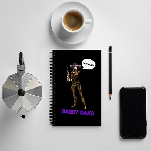 Gabby Oaks - Spiral Notebook