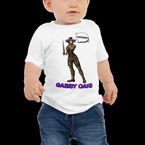 Gabby Oaks Baby Tee - Short Sleeve