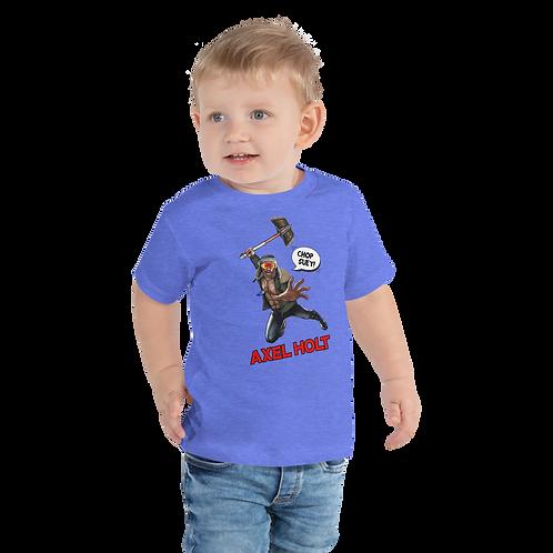 Axel Holt Toddler Tee - Short Sleeve