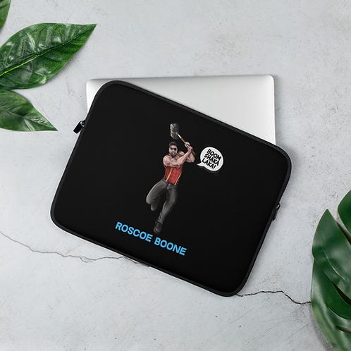 Roscoe Boone - Laptop Sleeve