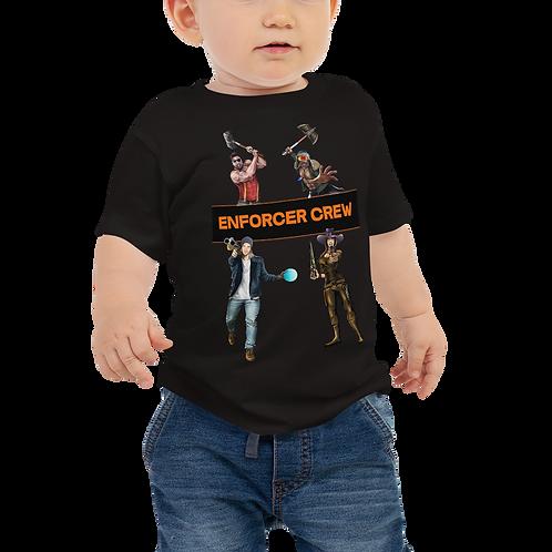 Enforcer Crew Baby Tee - Short Sleeve