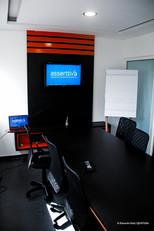 Sala de Reuniões e Treinamento