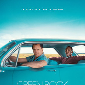 幸福綠皮書 Green Book - It takes courage to change people's heart【Movie Review】