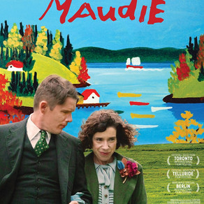 茉迪的彩色小屋 Maudie - Love is like a pair of odd socks【Movie Review】