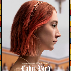 Lady Bird 淑女鳥 - A name given to me by myself.【Movie Review】