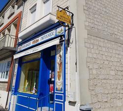 Enseigne Boulangerie Julien et Héloïse