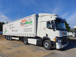 Marquage poids lourds Easy Trans Road