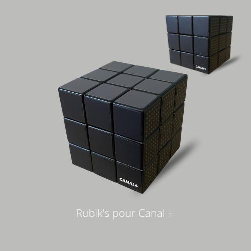 Rubik's pour Canal +
