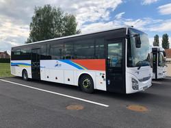 Bus Keolis Chauny-Tergnier
