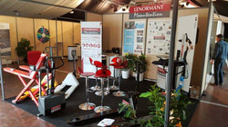 Lenormant Manutention - stand complet