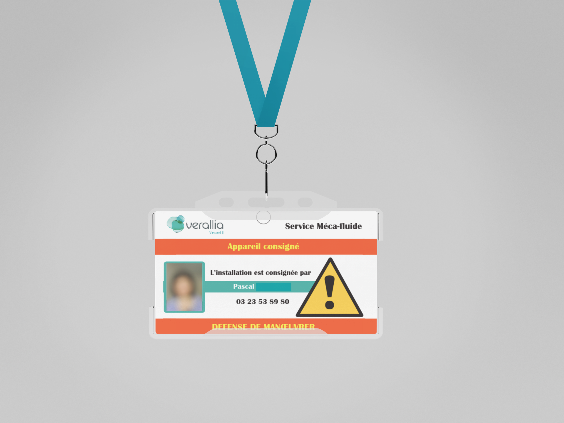 mockup-of-a-badge-holder-hangin-in-a-cus