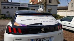 AméRel Pro Soissons Marquage véhicule