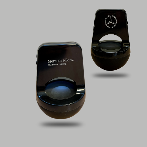 Enceinte Mercedes