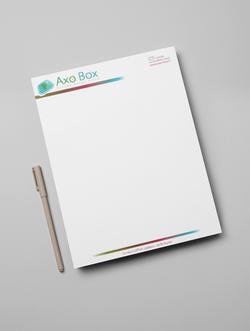 Têtes de lettre AxoBox