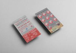 Cartes de visite Planetfood