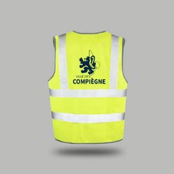 Gilets jaunes de la Ville de Compiègne