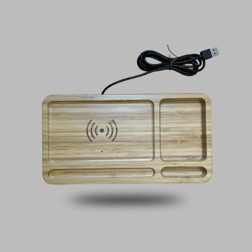 Recharge induction bamboo