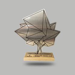 Trophée Roquette Argent