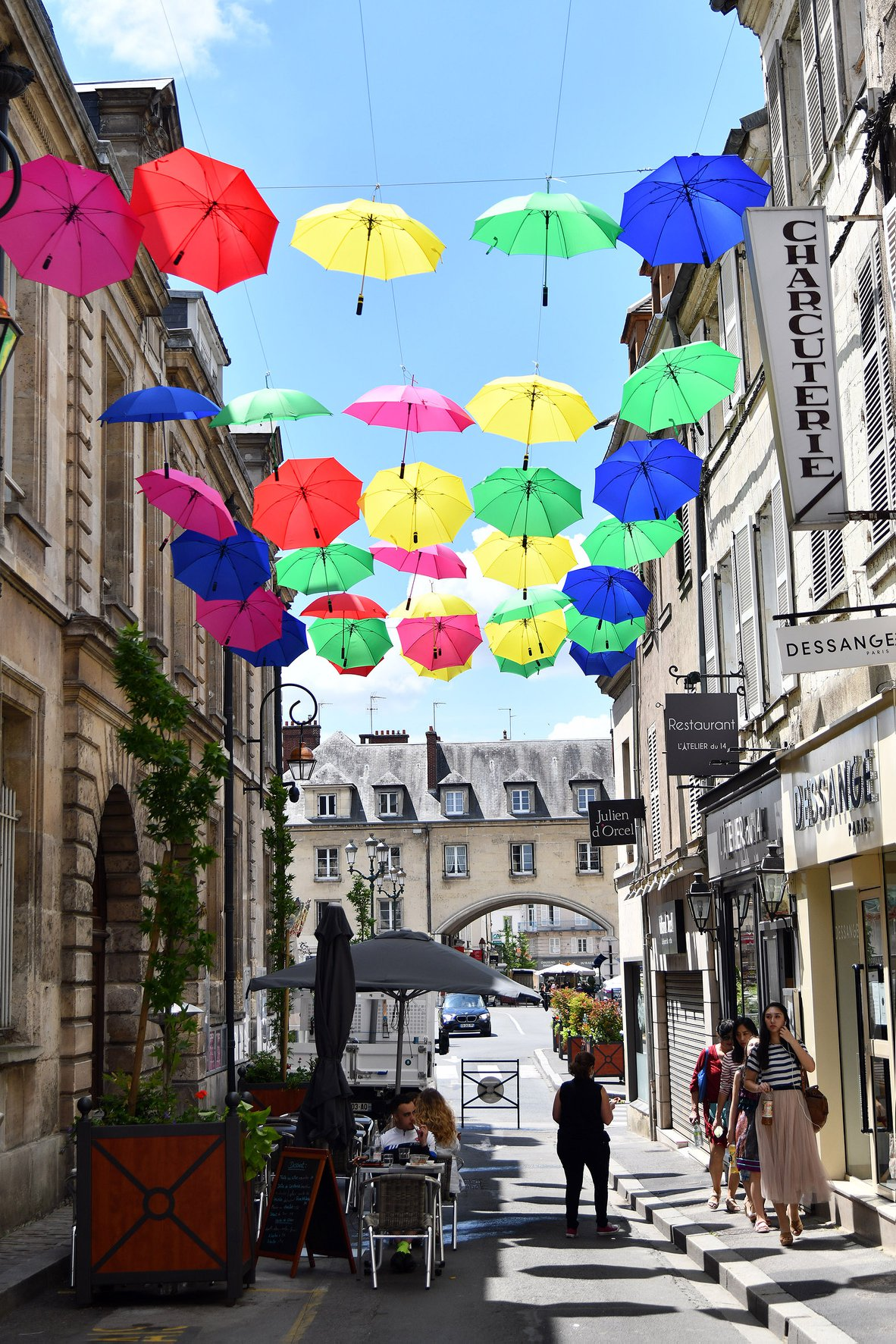 Parapluie Ville de Compiègne