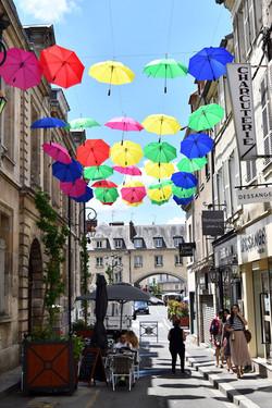 Parapluies Ville de Compiègne