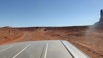 Jeepfahrt im Monument Valley