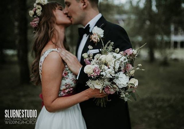 #wedding #flowers #bride #novaflora