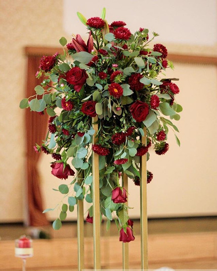 _pracownianovaflora #weddingflowers #wnajwazniejszychchwilach #hotelchopin